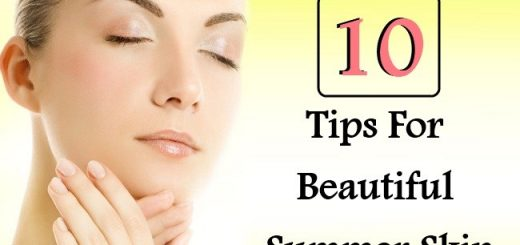10 Tips for Beautiful Summer Skin