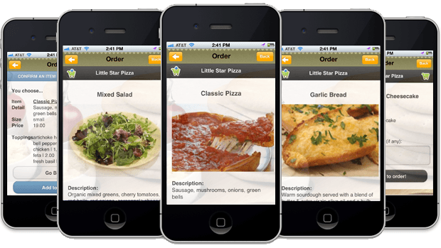 Must have food delivery mobile apps for India