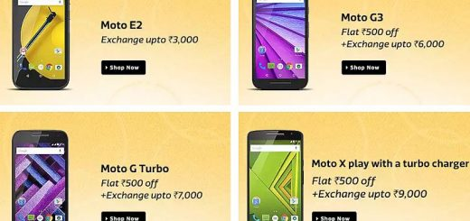 Best Flipkart deals on Moto Smartphone This Feb 2017
