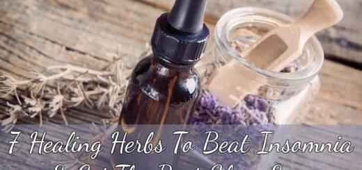 7 herbs that give you good sleep